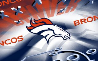 Denver Broncos For Desktop Wallpaper With Resolution 1920X1080