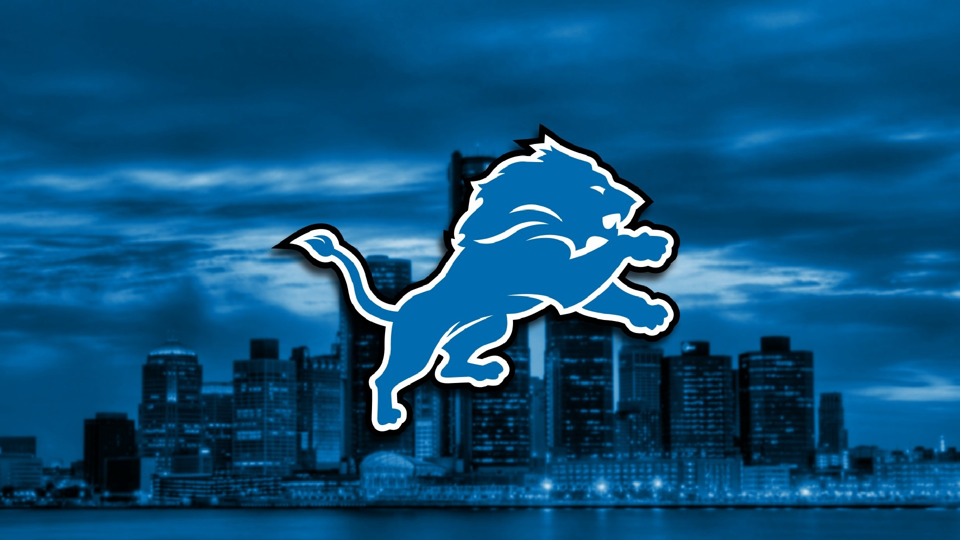 Detroit Lions Wallpaper 1920x1080