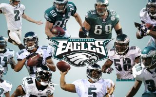 Wallpaper Desktop NFL Eagles HD With Resolution 1920X1080 pixel. You can make this wallpaper for your Mac or Windows Desktop Background, iPhone, Android or Tablet and another Smartphone device for free